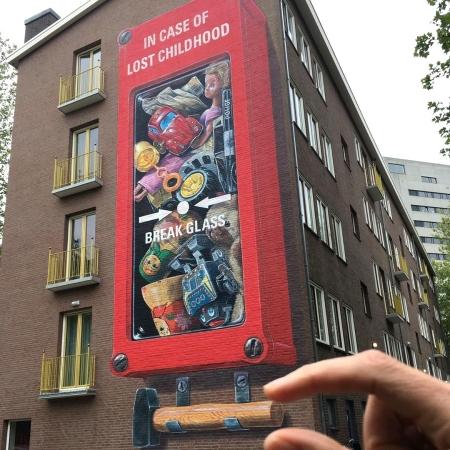 Leon Keer @ Amsterdam, Netherlands