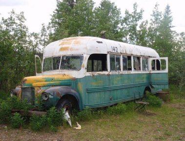 Magic Bus, Alaska