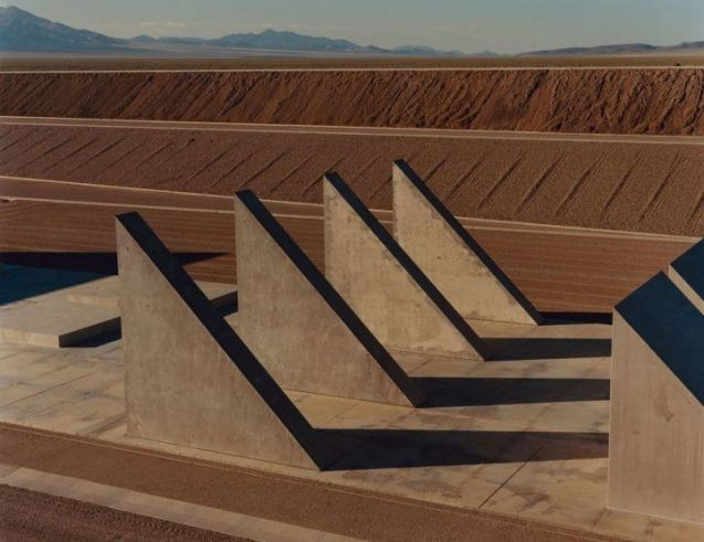 Michael Heizer, 'City', (1970-ongoing) | Image © Jamie Hawkesworth for the New Yorker