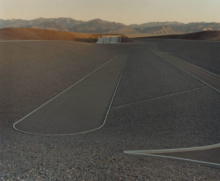 Michael Heizer, 'City', (1970-ongoing)   Image © Jamie Hawkesworth for the New Yorker