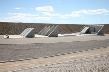 Michael Heizer, 'City', (1970-ongoing) | Image © Michael Heizer/Triple Aught Foundation. Photograph by Tom Vinetz