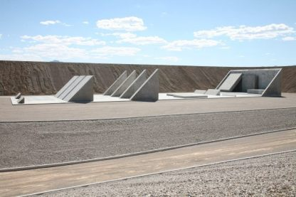 Michael Heizer, 'City', (1970-ongoing)   Image © Michael Heizer/Triple Aught Foundation. Photograph by Tom Vinetz