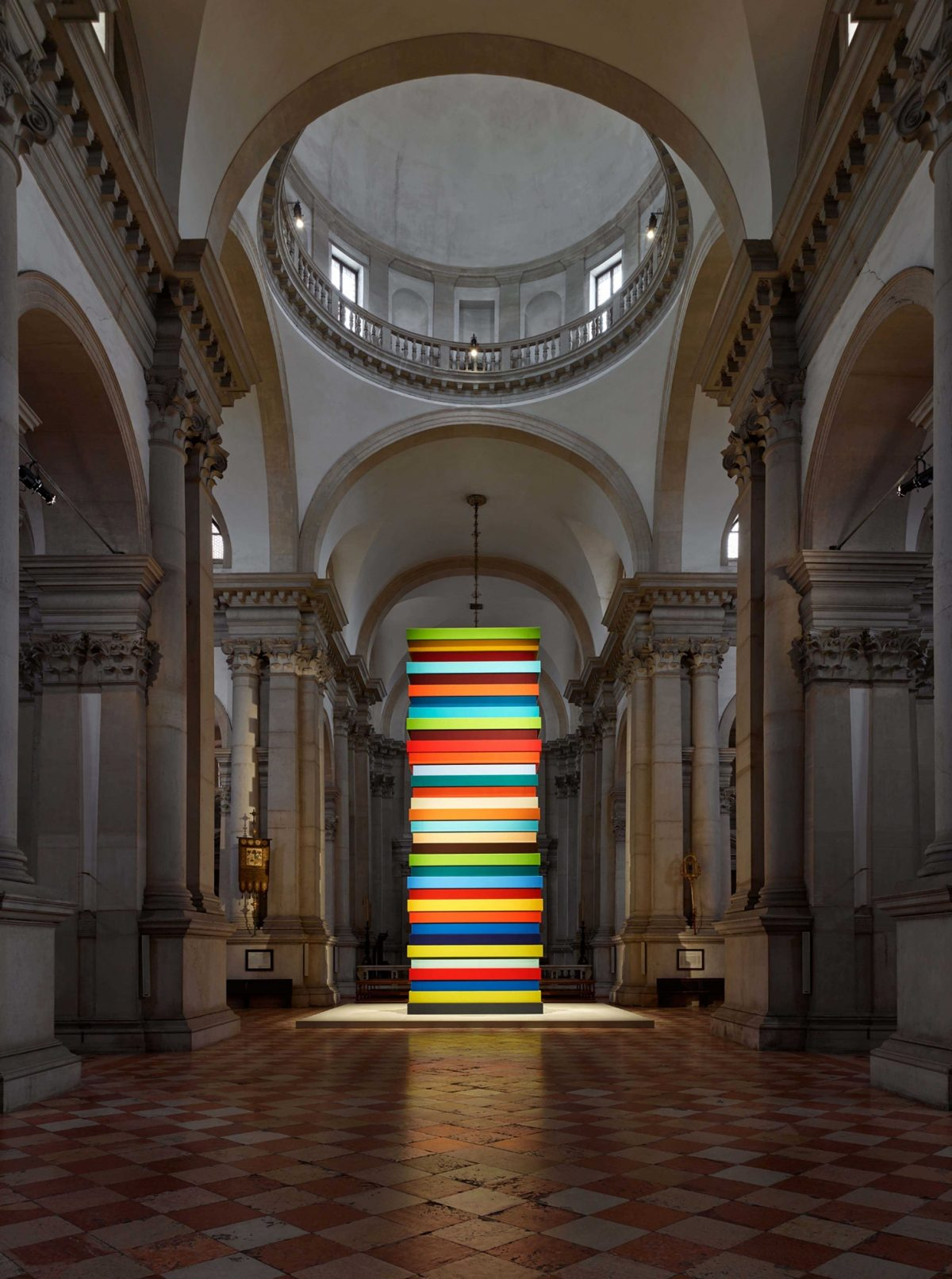 """""""Opulent Ascension"""" by Sean Scully @ Venice, Italy"""