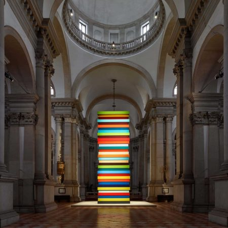 """Opulent Ascension"" by Sean Scully @ Venice, Italy"