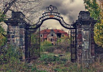 Overgrown Palace, Polonia