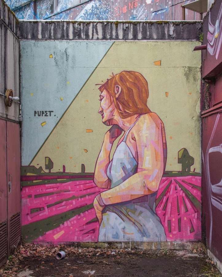 Pupet @Lurcy-Lévis, France