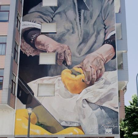 Regg Salgado @Viseu, Portugal