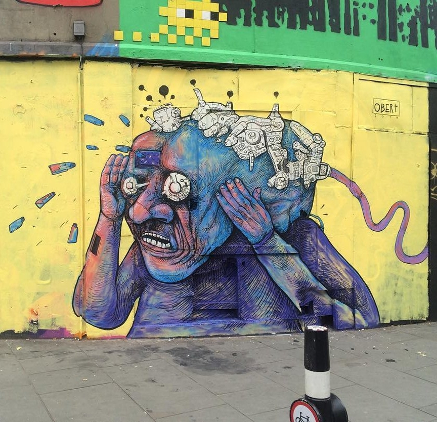 Robert Obert @London, UK