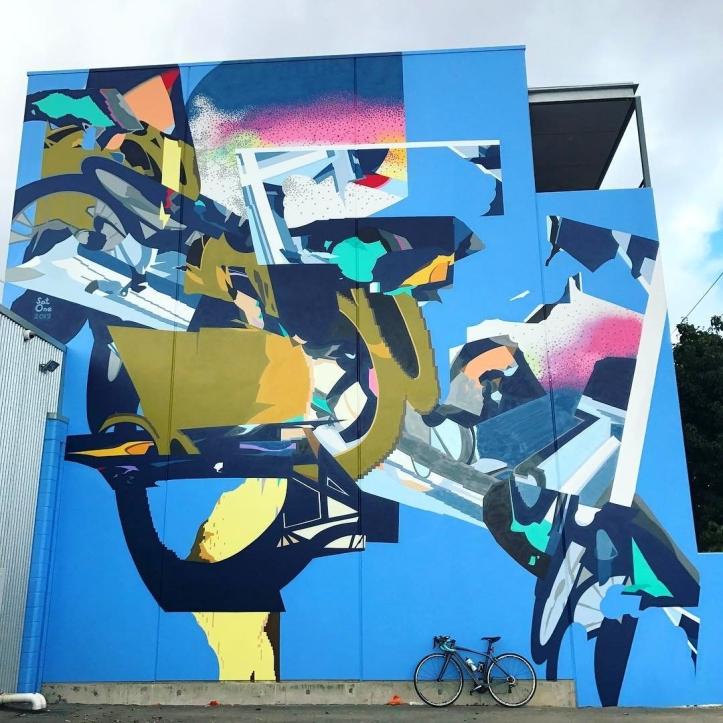 SatOne @Adelaide, Australia