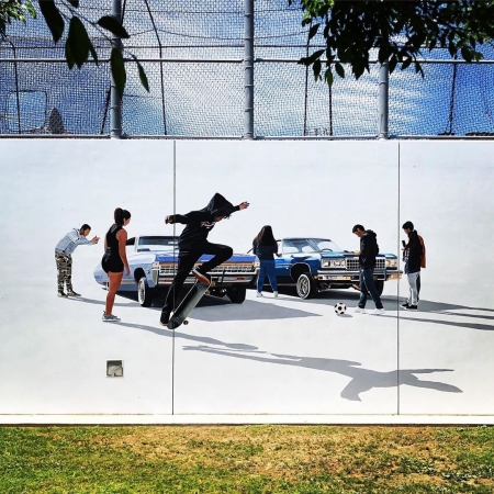The Perez Bros @Los Angeles, CA, USA
