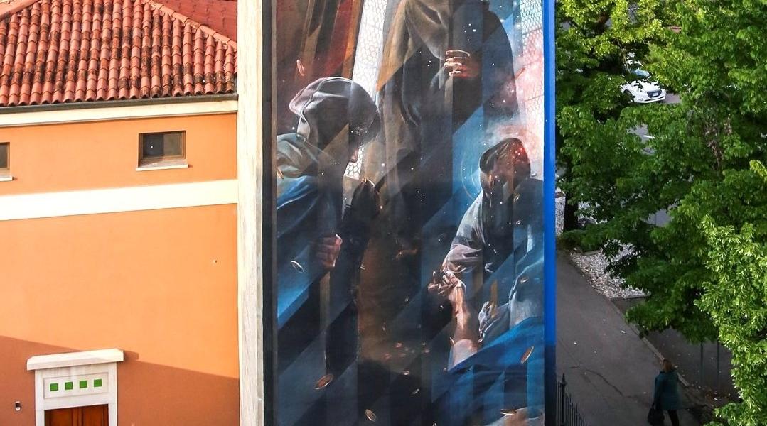 Vesod @Padua, Italy