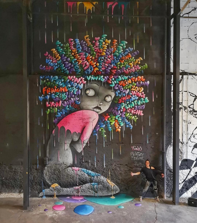 Vinie Graffiti @Lyon, France