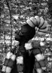 """Senzekile II, Cincinnati"" (2016), © Zanele Muholi, courtesy of Stevenson Gallery, Cape Town/Johannesburg, and Yancey Richardson Gallery, New York"