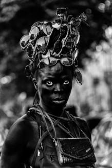 """""""Basizeni I, Amsterdam"""" (2016), © Zanele Muholi, commissioned by and courtesy of Autograph ABP, London"""