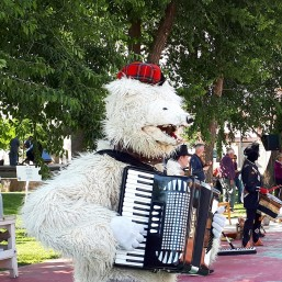 Festival Sant'Arte a San Sperate - Odin Teatret al Parco Megalitico