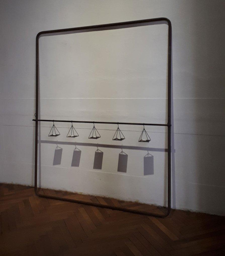 Jannis Kounellis @ Fondazione Prada
