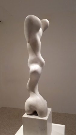 """""""Growth"""" (1938) by Jean Arp @ Collezione Peggy Guggenheim, Venice"""
