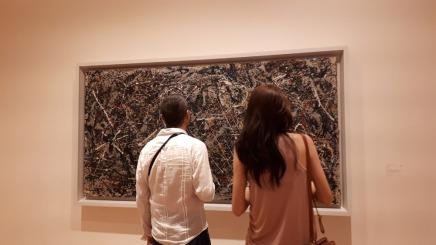 Jackson Pollock @ Collezione Peggy Guggenheim, Venezia
