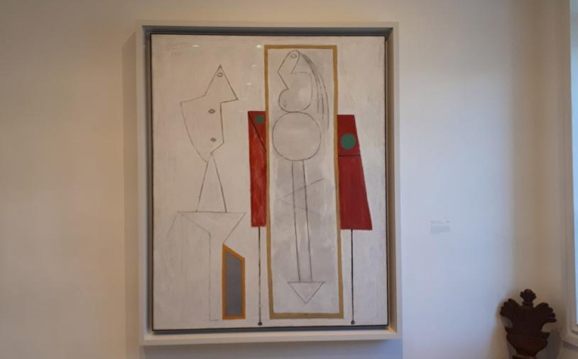 """""""L'atelier"""" (1928) by Pablo Picasso @ Collezione Peggy Guggenheim, Venezia"""