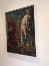 """The Antipope"" (1941) by Max Ernst @ Collezione Peggy Guggenheim, Venezia"