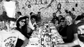 Festival Sant'Arte a San Sperate - Pranzo artistico al punto ristoro