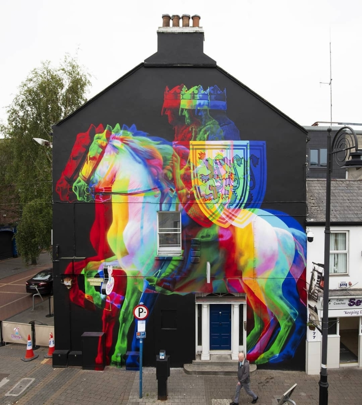 Aches @ Dundalk, Ireland