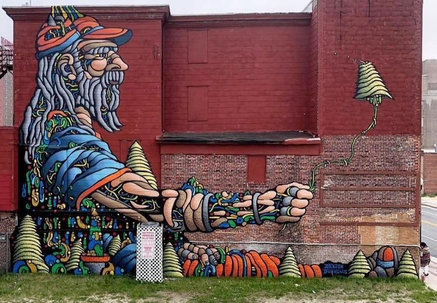 Denton Burrows @Atlantic City, New Jersey, USA