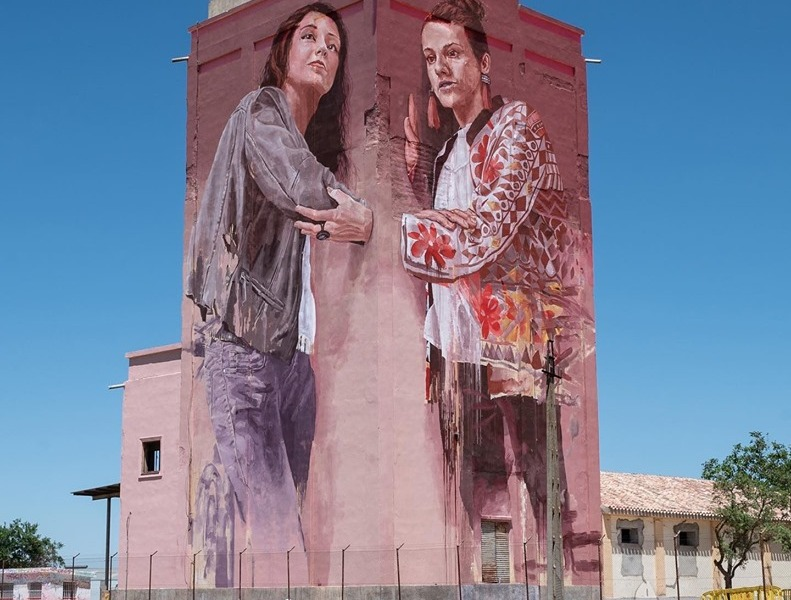 Fintan Magee @Herencia, Spain