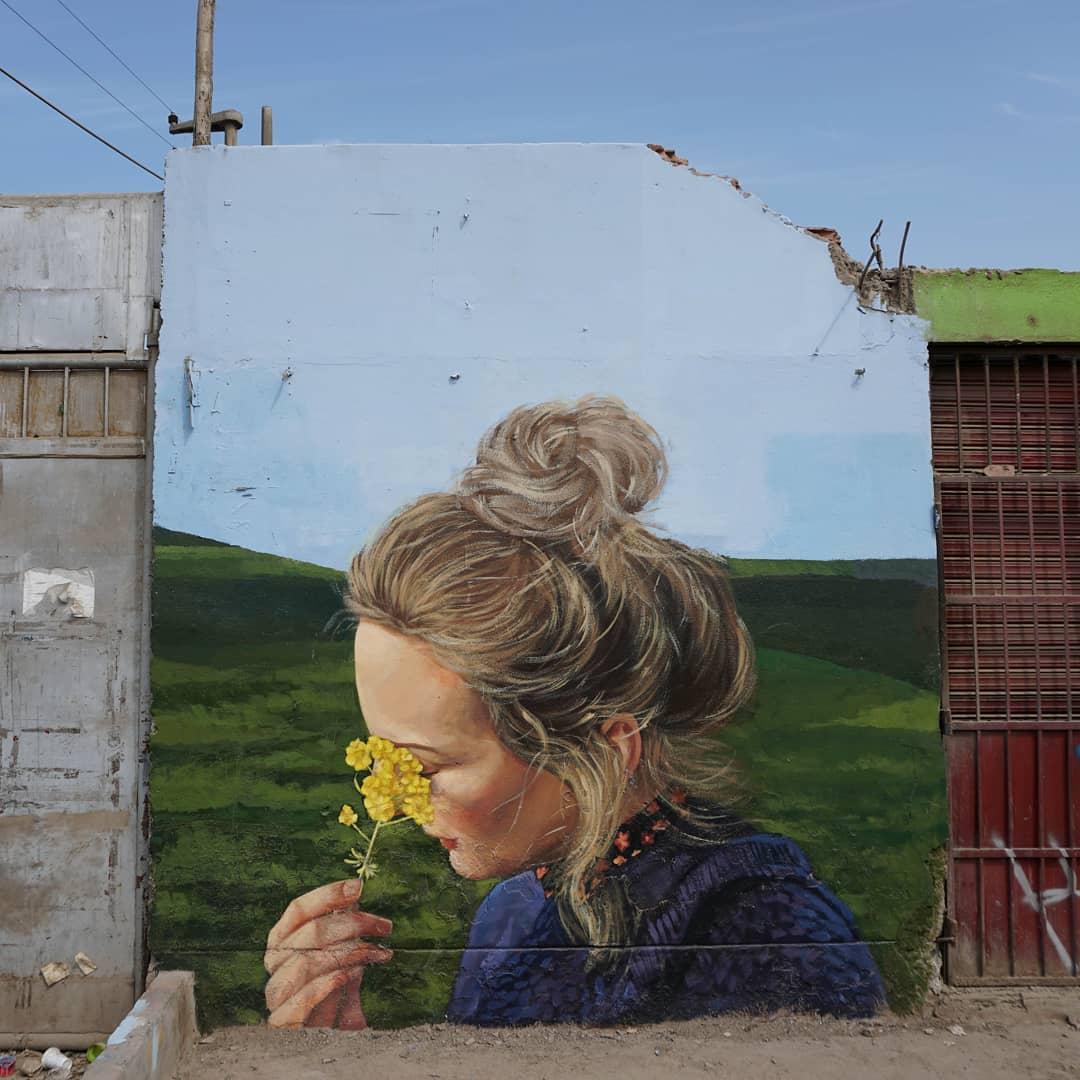 """""""Pausa"""" by Henry Chram @ Peru"""