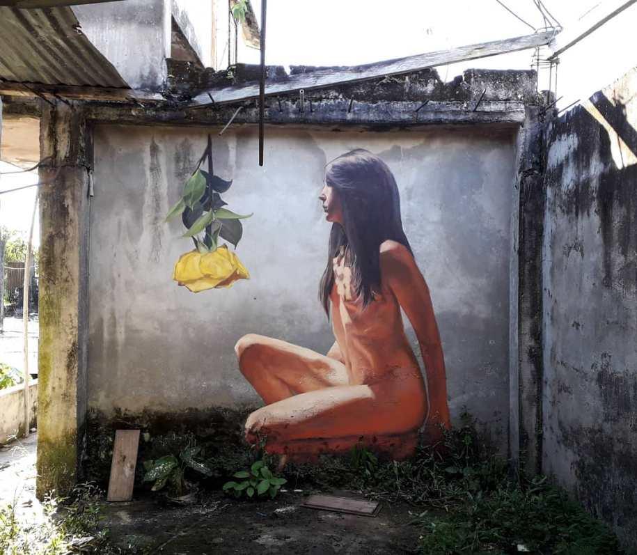 """Reflejo"" by Henry Chram @ Peru"