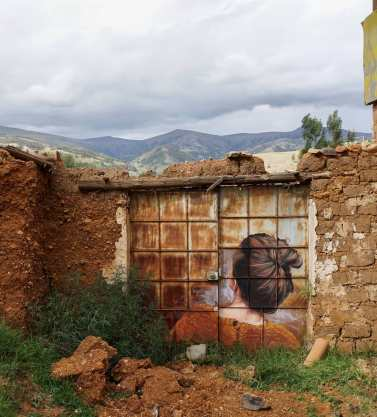"""Anhelo"" by Henry Chram @Pucara - Huancayo, Peru"