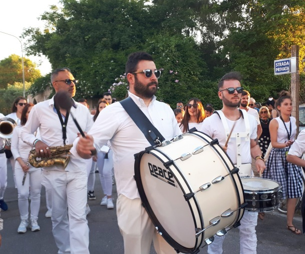 Festival Sant'Arte a San Sperate - Sfilata finale