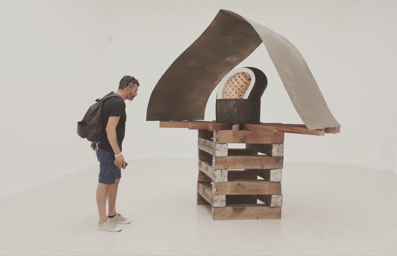 Martin Puryear @ Padiglione USA, Biennale Arte 2019