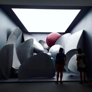 """""""Microworld"""" (2018) by Liu Wei"""