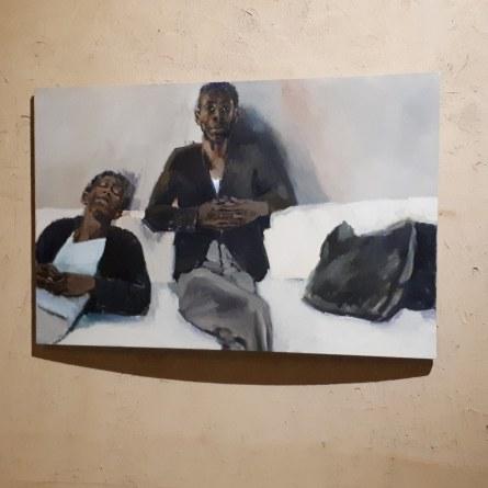 Lynette Yiadom-Boakye, Padiglione Ghana