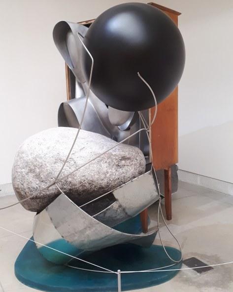 """Devourment"" (2019) by Liu Wei"