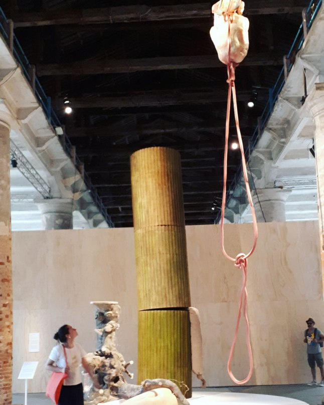 Visitatori @ Padiglione Centrale, Arsenale