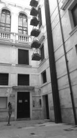 Jannis Kounellis @ Fondazione Prada, Venezia