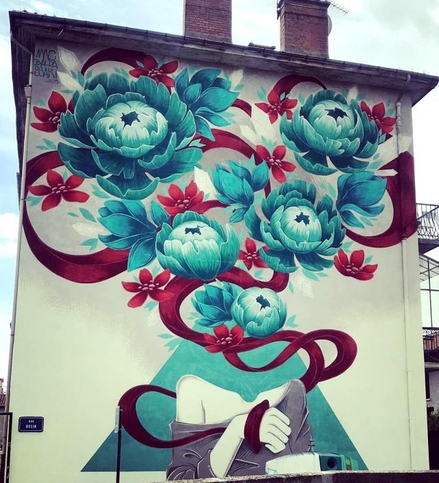 Streetart – MC Baldassari @ Grenoble, France