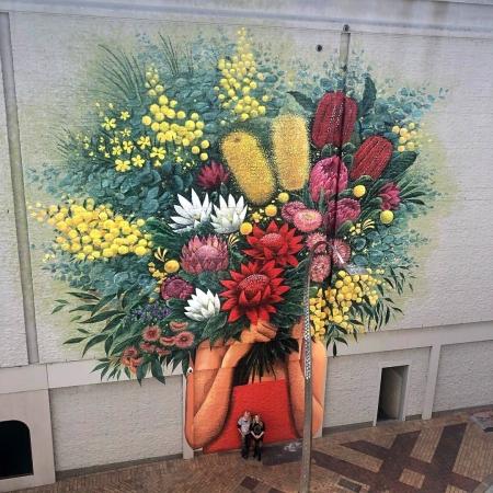 Melbournes Murals @Frankston, Australia