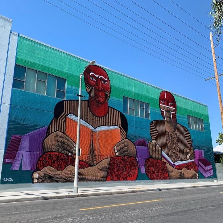 Nunca @Los Angeles, CA, USA