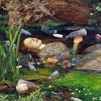 Ophelia Plastic Free! Image for World Environment Day. Author unknown