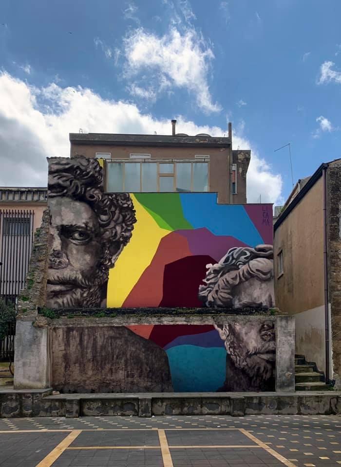 Salvo Ligama @Mirabella Imbaccari, Italy