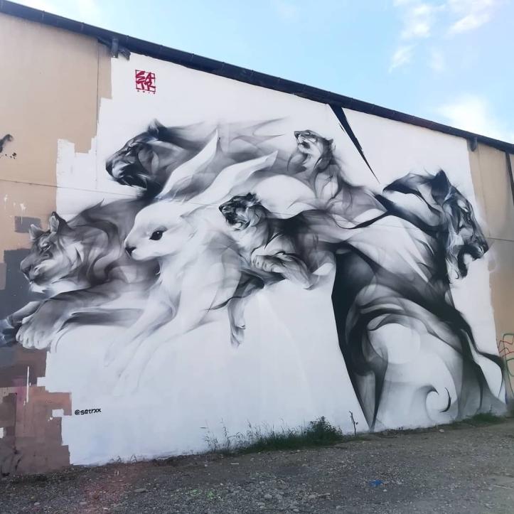 Satr @Lyon, France