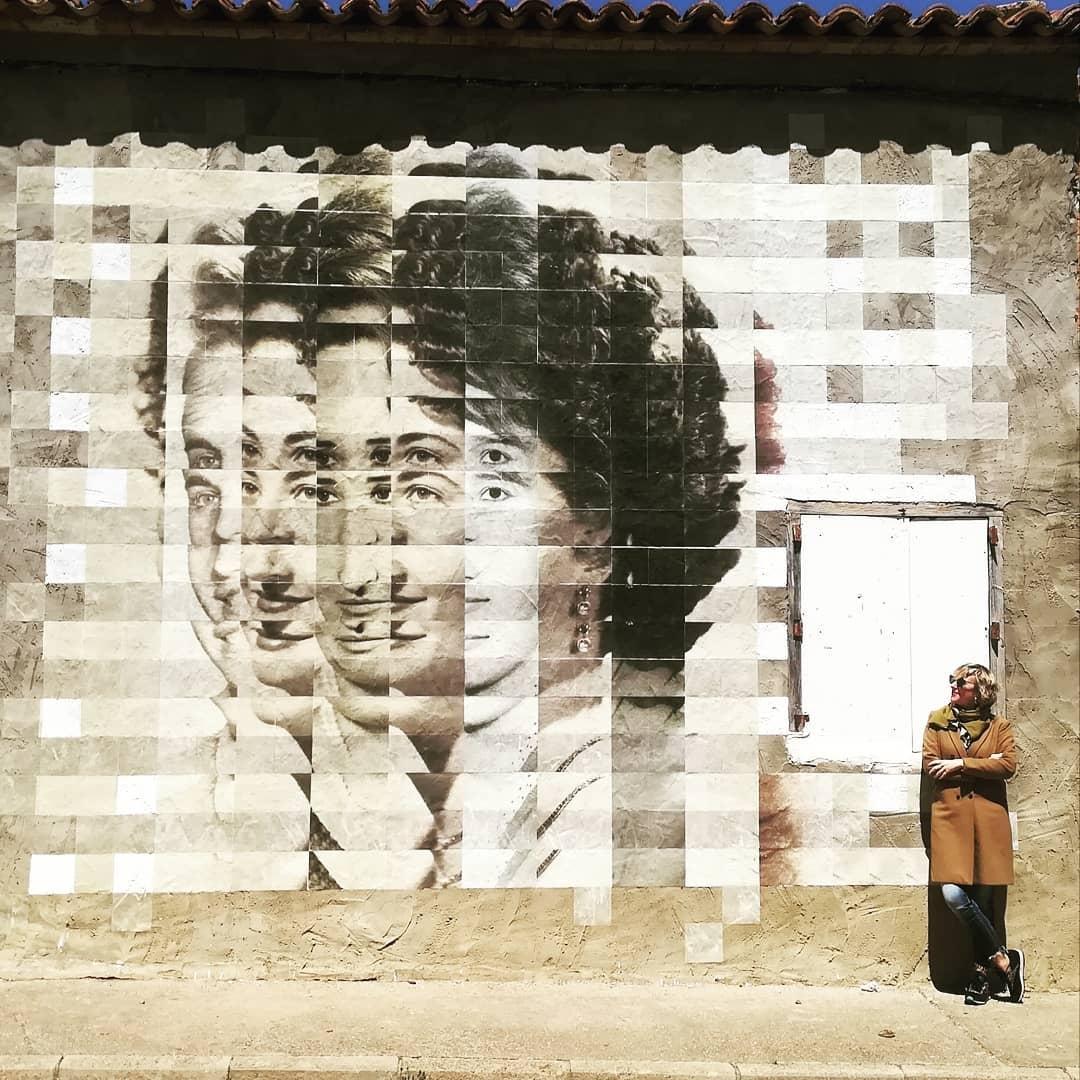 Susana Blasco @ Alfamen, Spain