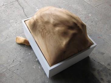 """""""Breath"""" (2013), 60 x 40 x 30cm by Tung Ming-Chin"""