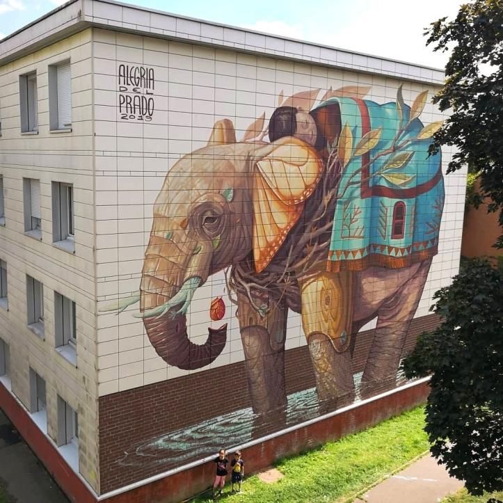 Alegria del Prado @Lille, France