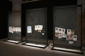 """""""Búsqueda"""" by Teresa Margolles @ Biennale Arte 2019"""