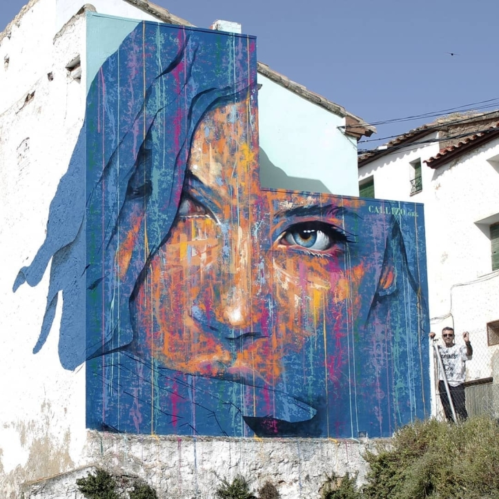 Carlos Callizo @Torrellas, Spain