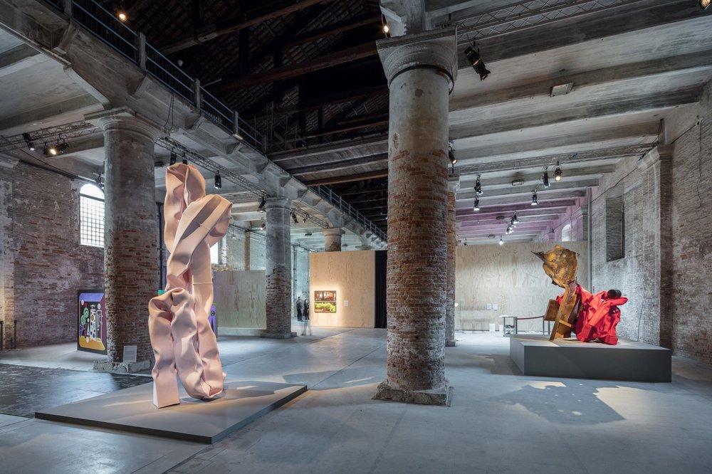 Carol Bove @ Biennale Arte 2019